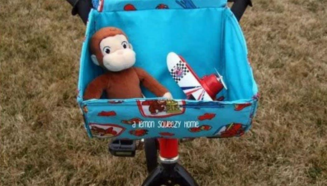 Un super « panier » à vélo