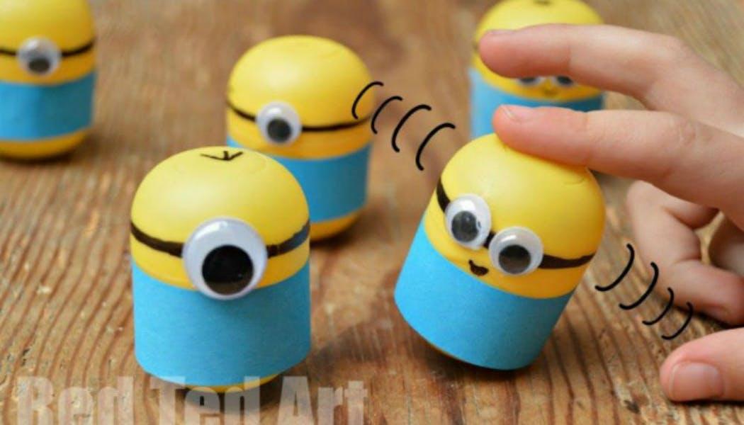 Une armée de Minions