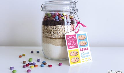 Une Cookies Jar pour dire Merci Maîtresse !