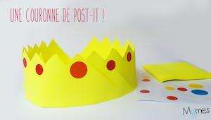 Une couronne très facile