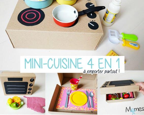 Une cuisine pour mini chefs