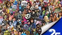 Une expo gratuite pour les 25 ans de Dreamworks à Paris