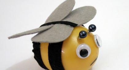 Une merveilleuse abeille