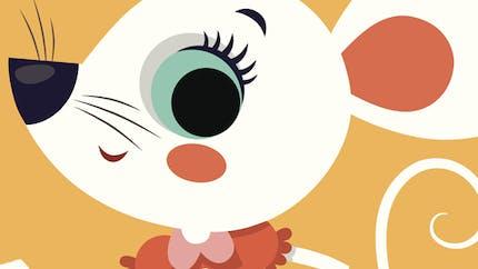 Une petite souris