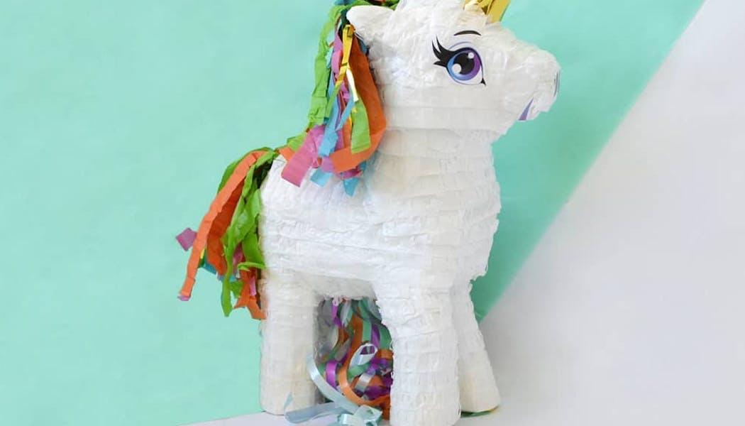 Une piñata trop mignonne
