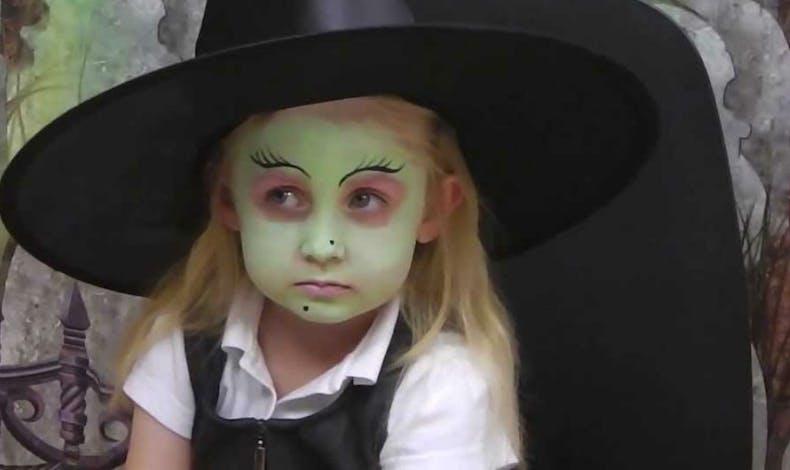 Une sorcière bien-aimée