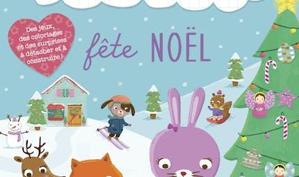 Violette Rose fête Noël