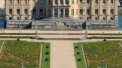 visite du chateau de Vaux-le-Vicomte