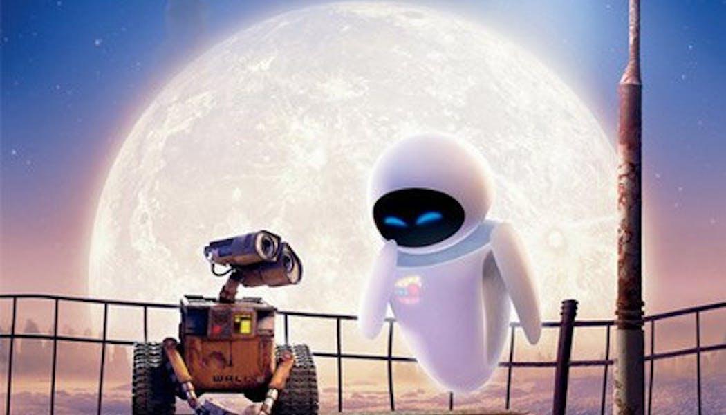 Wall-e et Eve (Wall-e)