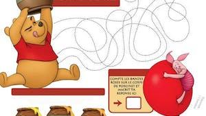 Winnie l'ourson : minis-jeux