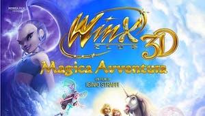 Winx Club - L'aventure magique en 3D