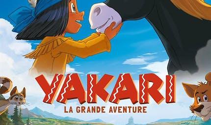 Yakari, la grande aventure