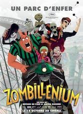 Zombillénium Affiche