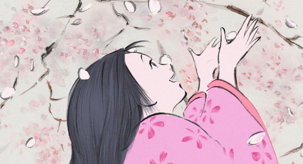 extrait Le conte de la princesse Kaguya