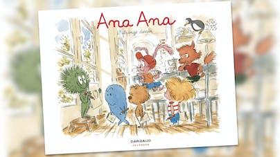 Couverture du livre Ana Ana - Tome 16 L'étrange dessin