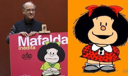 Quino, le créateur de Mafalda, est mort !