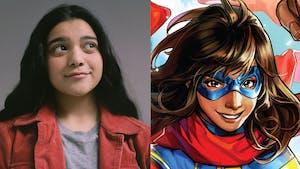 Miss Marvel : Disney a trouvé l'actrice qui incarnera la super-héroïne musulmane