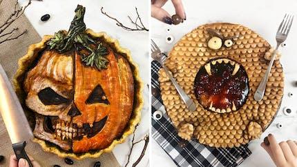 Halloween : des tartes délicieusement effrayantes
