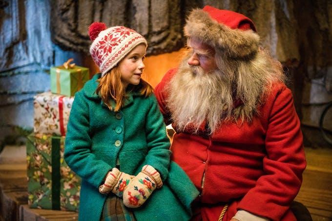 Extrait du film Le mystère de Noël