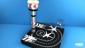 DIY Aéroport pour avions miniatures