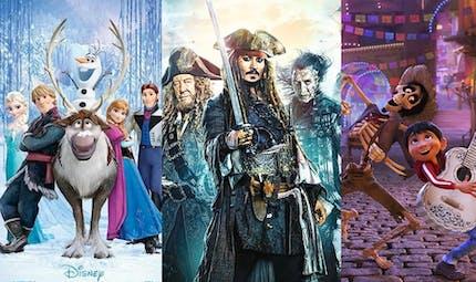 Disney à l'honneur au programme télé des vacances de la Toussaint pour les enfants !