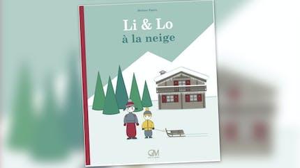 Li et Lo à la neige
