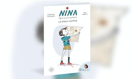 Nina, agent secret du quotidien - Le trésor confiné