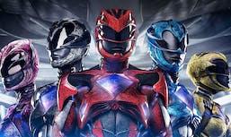 Le retour des Power Rangers !