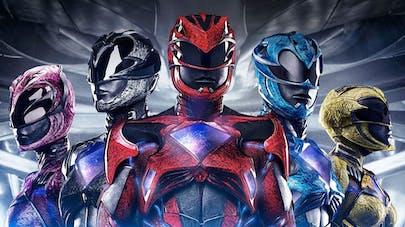Film Power Rangers