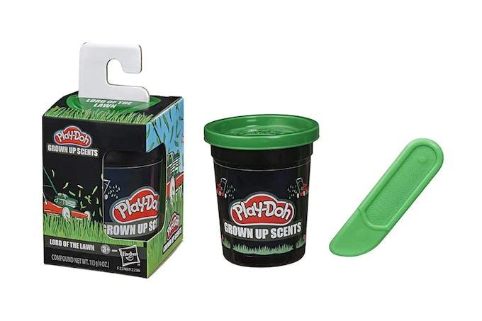 gamme de pâtes à modeler Play-Doh odeur pour adultes pelouse