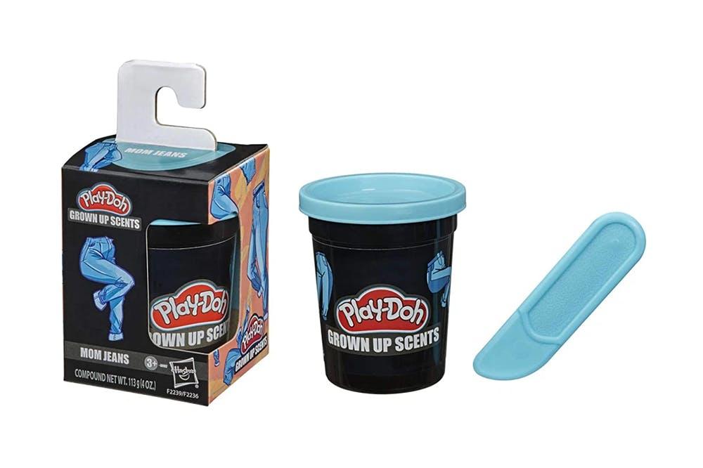 gamme de pâtes à modeler Play-Doh odeur pour adultes jean