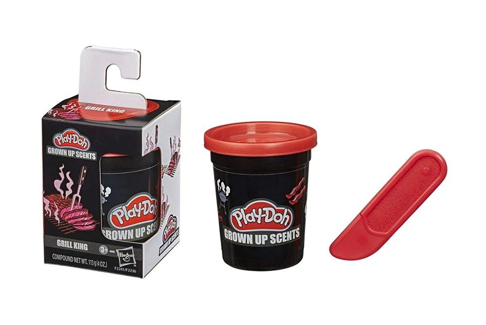 gamme de pâtes à modeler Play-Doh odeur pour adultes viande grillée