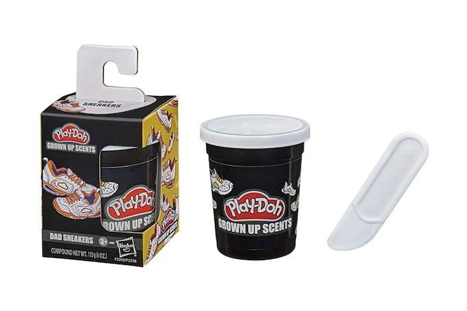 gamme de pâtes à modeler Play-Doh odeur pour adultes sneakers