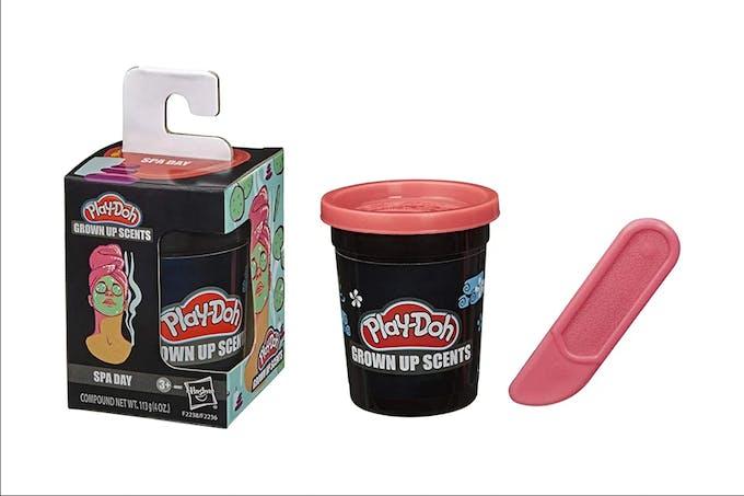 gamme de pâtes à modeler Play-Doh odeur pour adultes spa