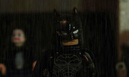 Il reproduit le trailer du prochain Batman entièrement en Lego