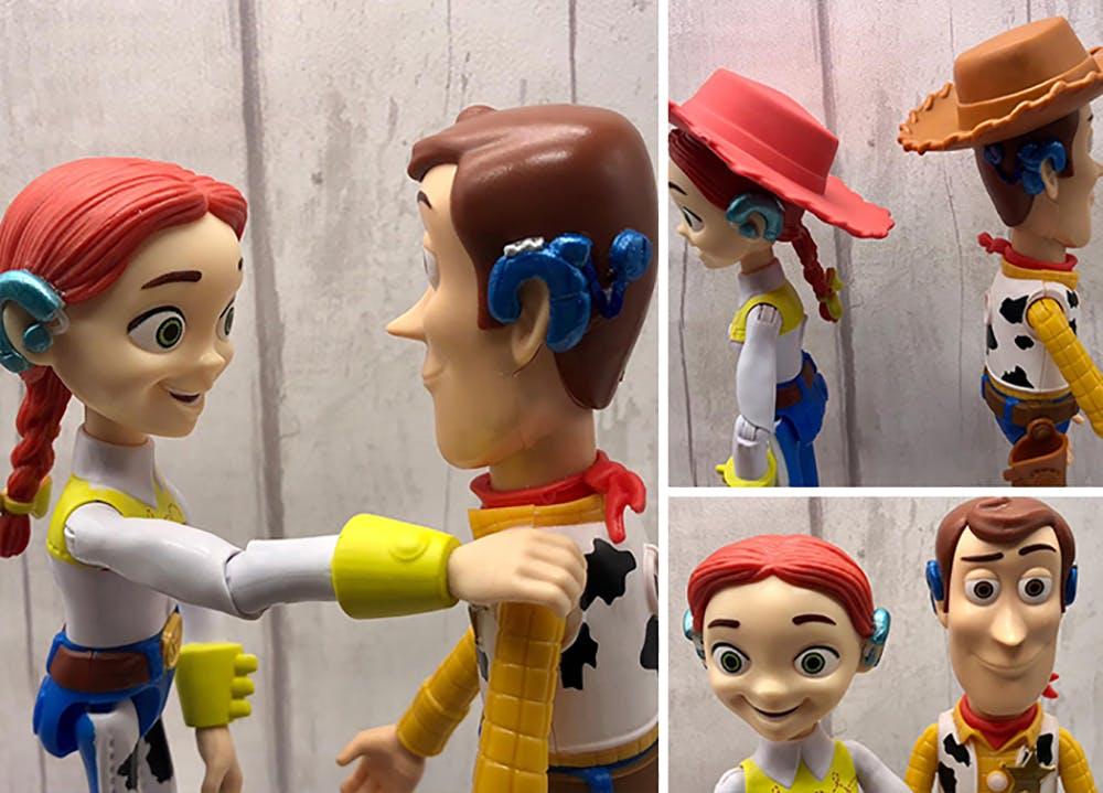 poupées pour enfants handicapés ou problèmes médicaux