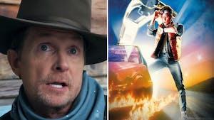 Quand Michael J. Fox redevient Marty McFly de Retour vers le Futur et met en garde pour 2020 !