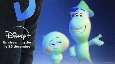 personnages affiche française Soul Disney Pixar