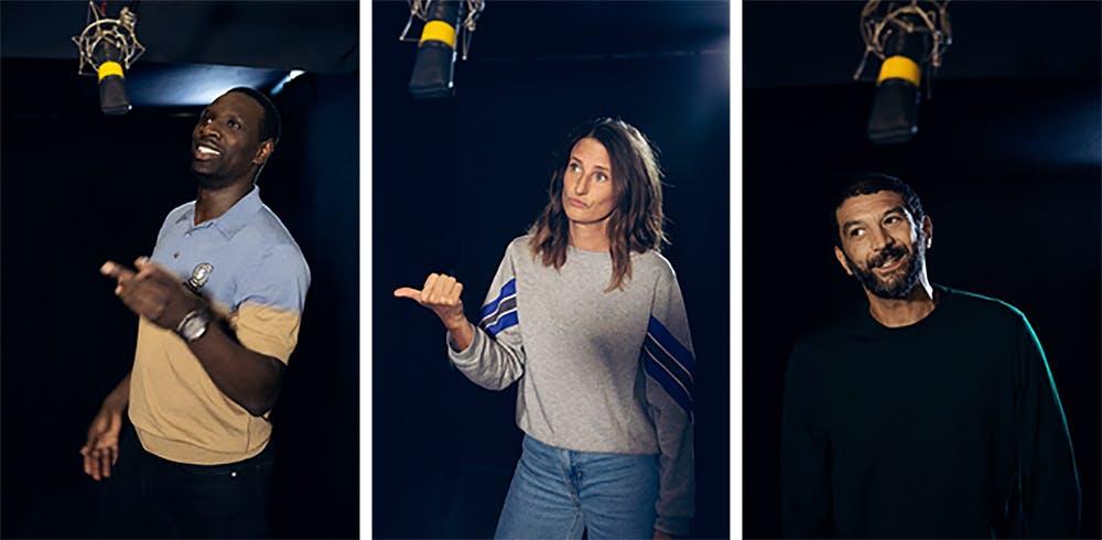 Omar Sy Camille Cottin et Ramzy Bedia Bande annonce VF Soul Disney Pixar