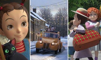 Ghibli dévoile de nouvelles photos de Aya et la sorcière, son premier film en 3D