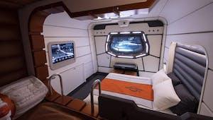 Star Wars : l'incroyable hôtel Star Wars Galactic Starcruiser de Disney World se dévoile !