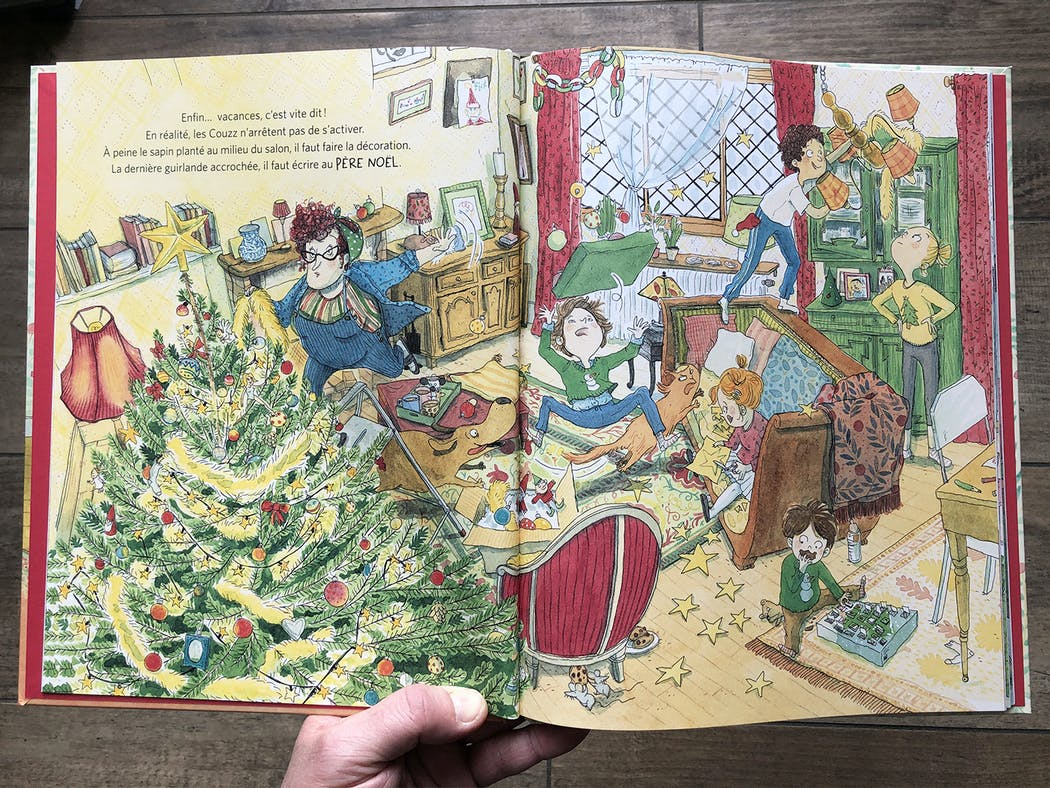 Les Couzz : Des cadeaux par milliers extrait 1