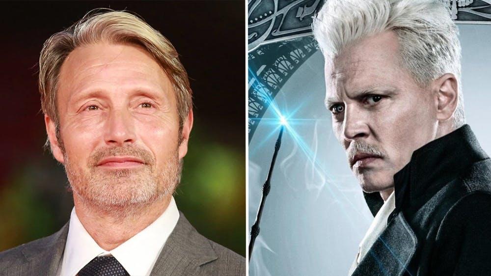 Mads Mikkelsen remplace Johnny Depp en Grindelwald dans les Animaux Fantastiques 3