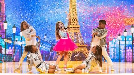 """Pour la première fois, la France a gagné l'Eurovision Junior avec la chanson """"J'imagine"""" de Valentina âgée de 11 ans !"""