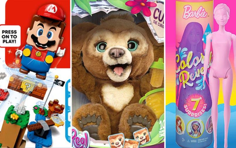 jouets en rupture pour Noël 2020