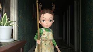Ghibli : la bande annonce d'Aya et la sorcière dévoilée !