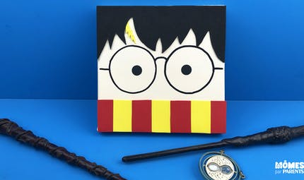 Déco murale Harry Potter