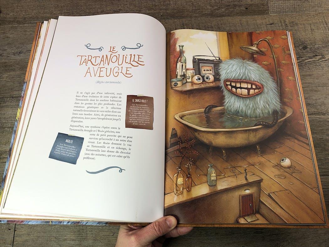 L'incroyable Catalogue des Monstres extrait 3