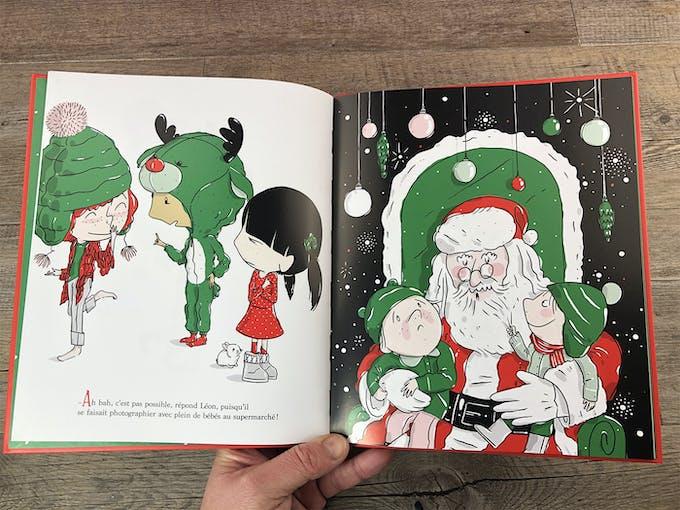 Qui dit la vérité sur le Père Noël ? extrait 3