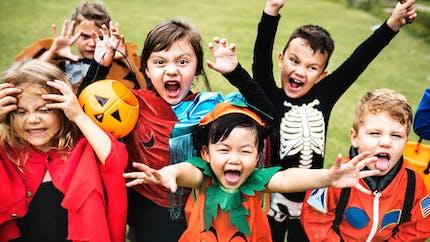 Pourquoi les enfants aiment Halloween? On vous l'explique !
